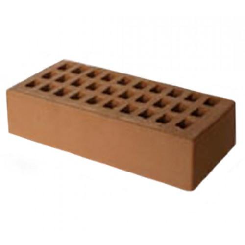 Кирпич одинарный облицовочный Terex какао M-150