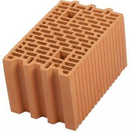 Керамический поризованный блок Porotherm 25