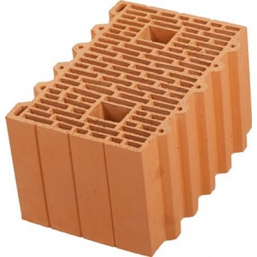 Керамический поризованный блок Porotherm 38
