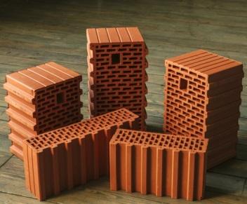 Поризованные блоки Браер