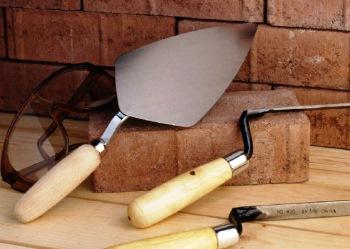 Инструмент для кладки кирпича