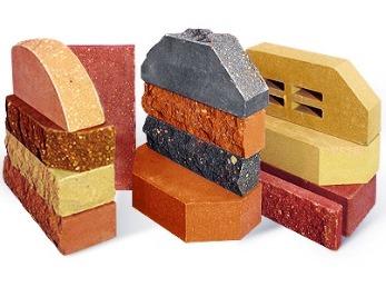 Вы можете выбрать один из множества вариантов цветов облицовочного кирпича