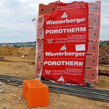 Керамические блоки Wienerberger Porotherm
