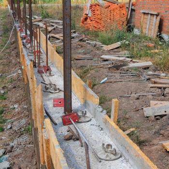 Стоимость фундамента под дом 6 на 6 Раменский район